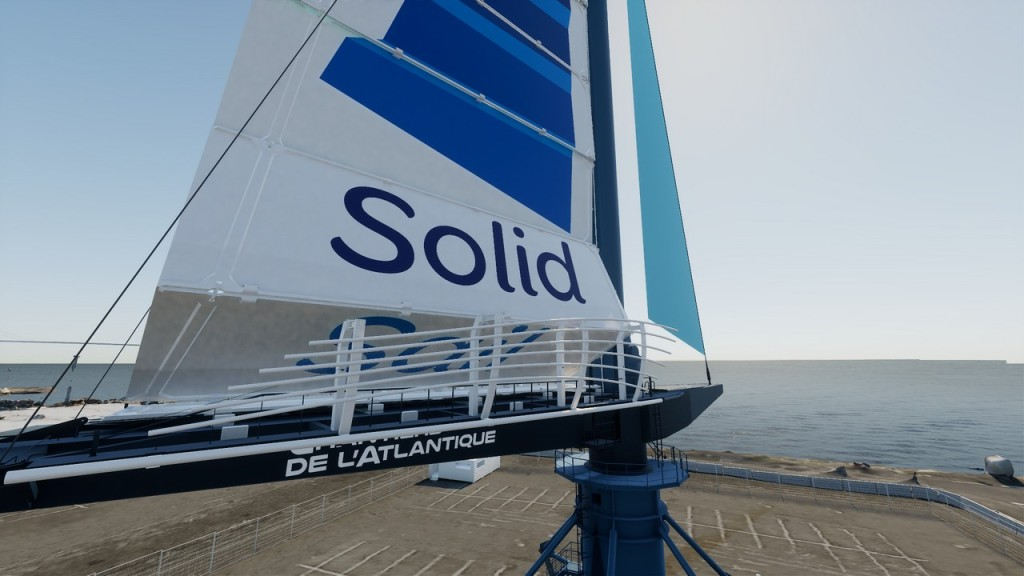 Solid Sail - Chantiers de l'Atlantique