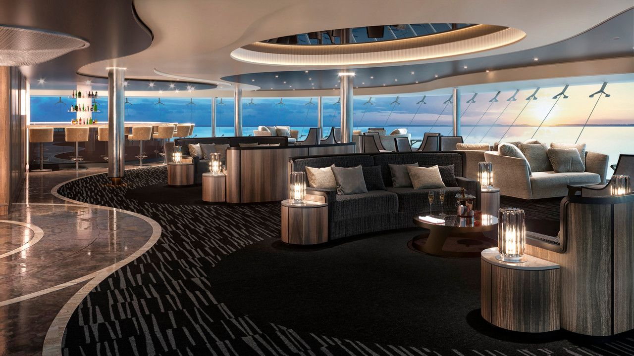 MSC Virtuosa - Sky Lounge