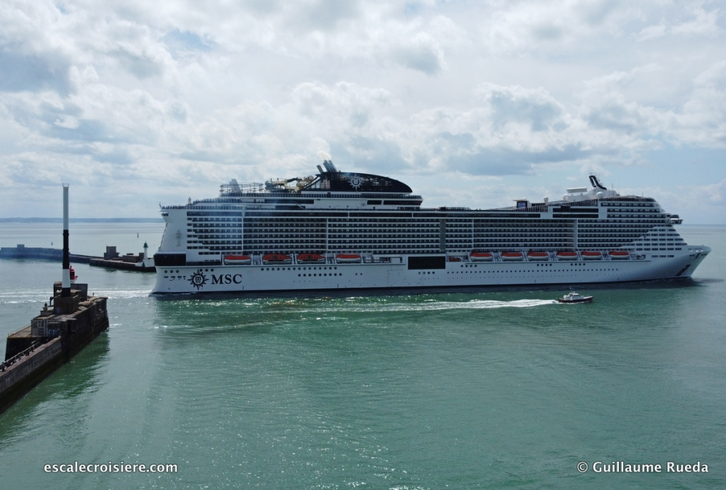 MSC Virtuosa - Le Havre