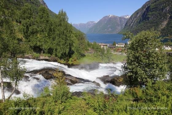 Geiranger Fjord - Norvège