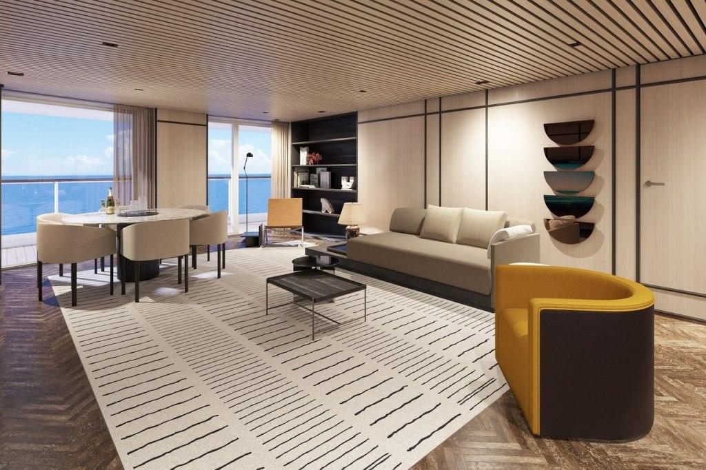 Norwegian Prima -The Haven deluxe owner suite