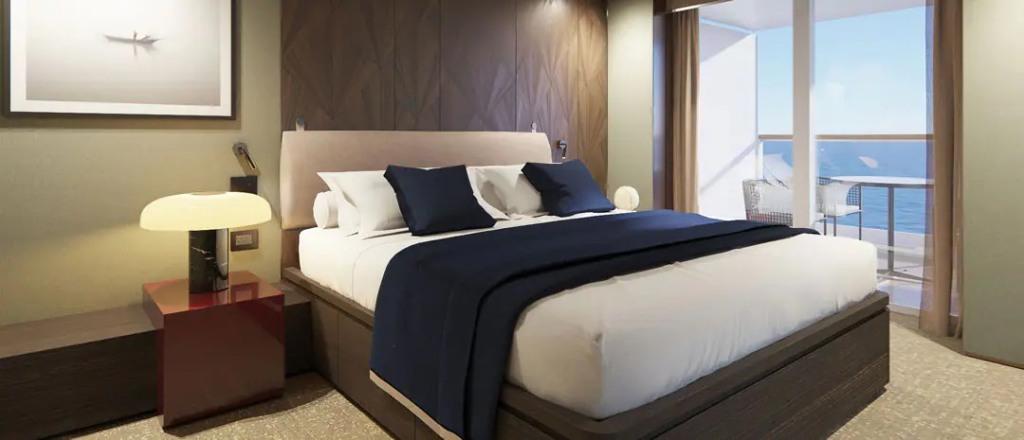 Norwegian Prima - The Haven Premier Owner's Suite