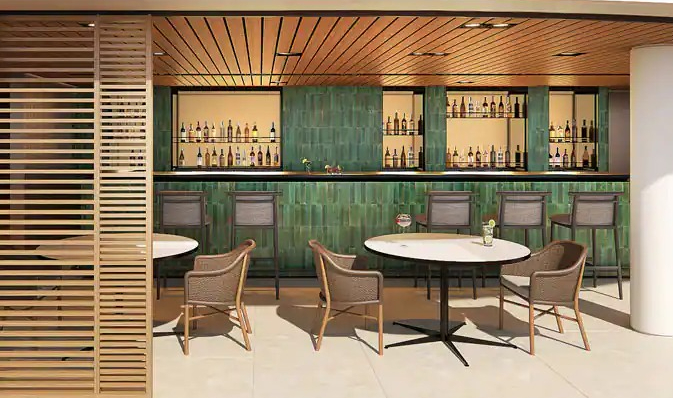 The Haven Lounge - Bar