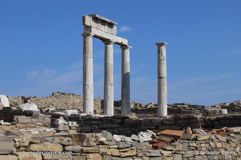 Délos - Grèce