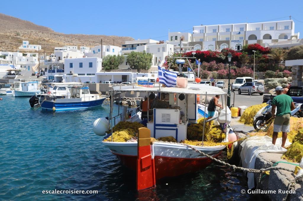 Folegandros - Karavostasis - Grèce