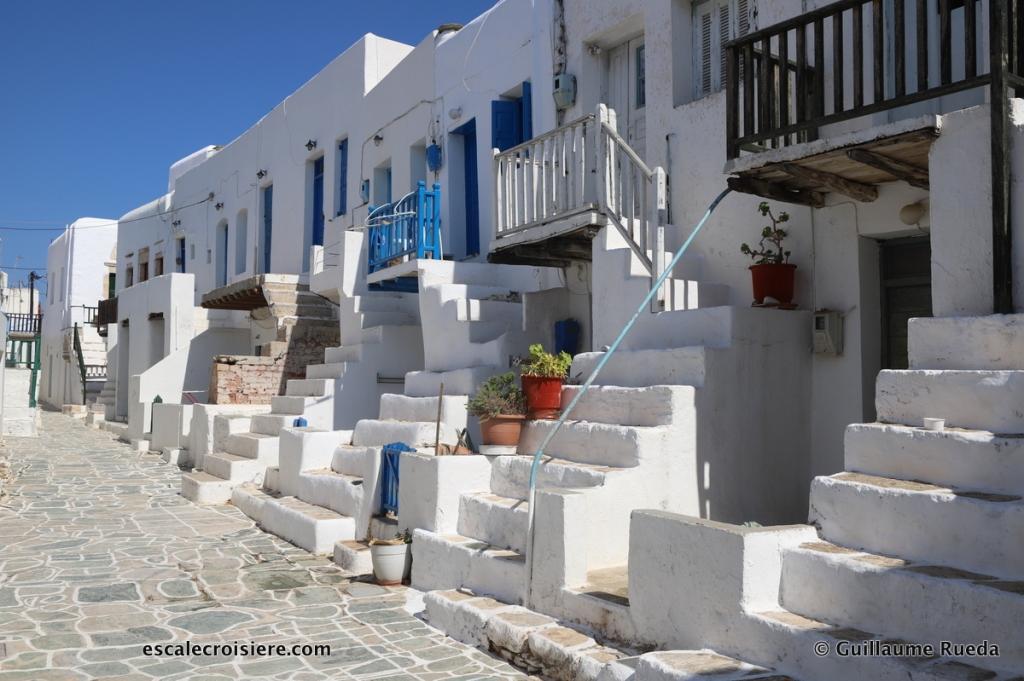 Folegandros - Chora - Grèce