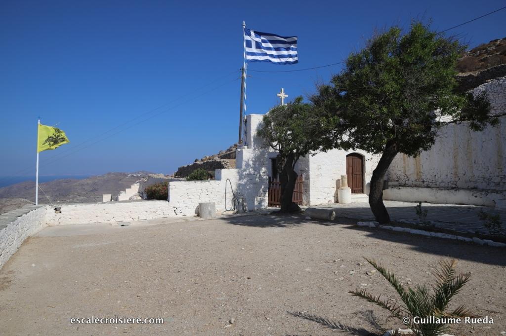 Folegandros église de Panagia - Grèce