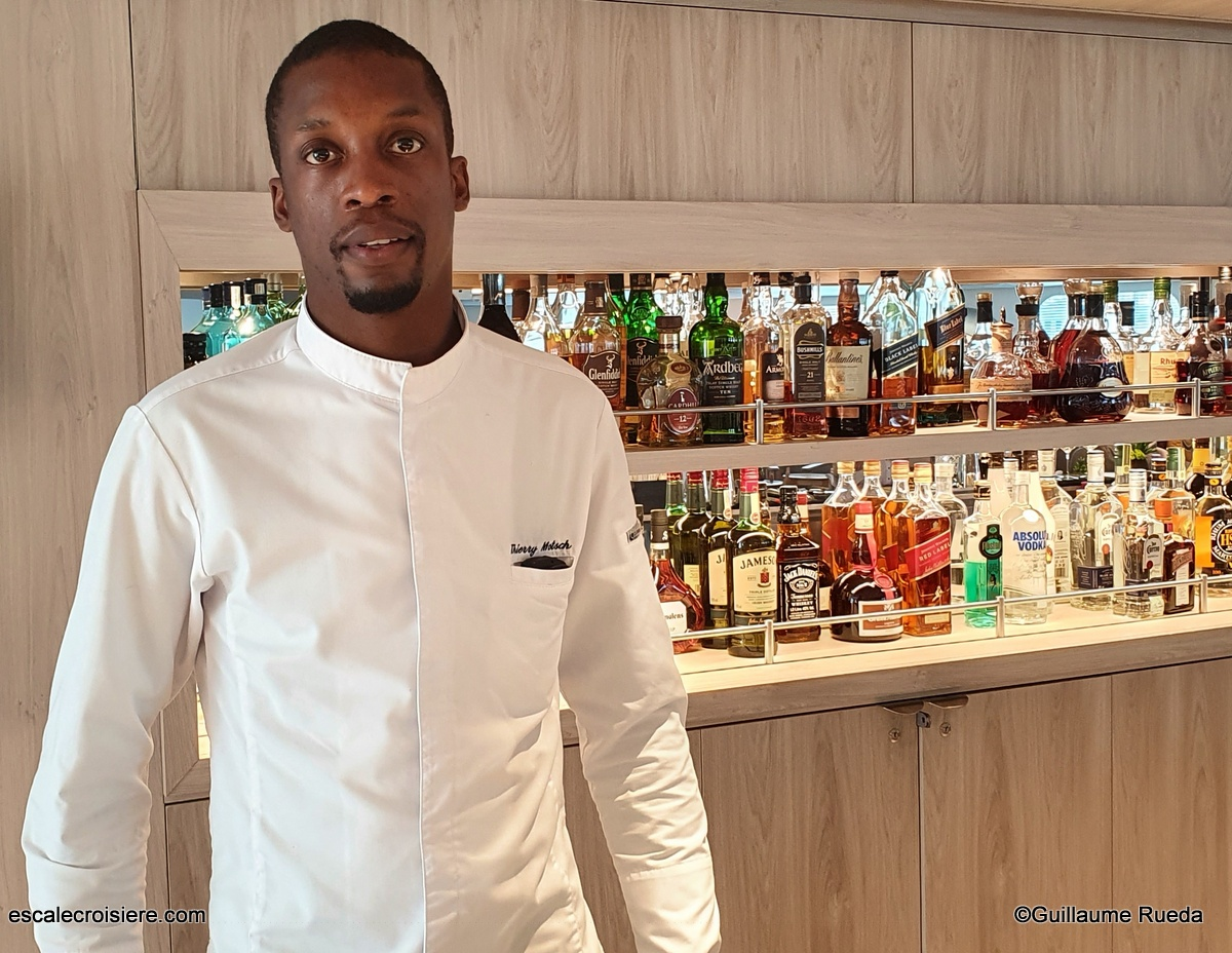 Le Bougainville - Chef Thierry Motsch