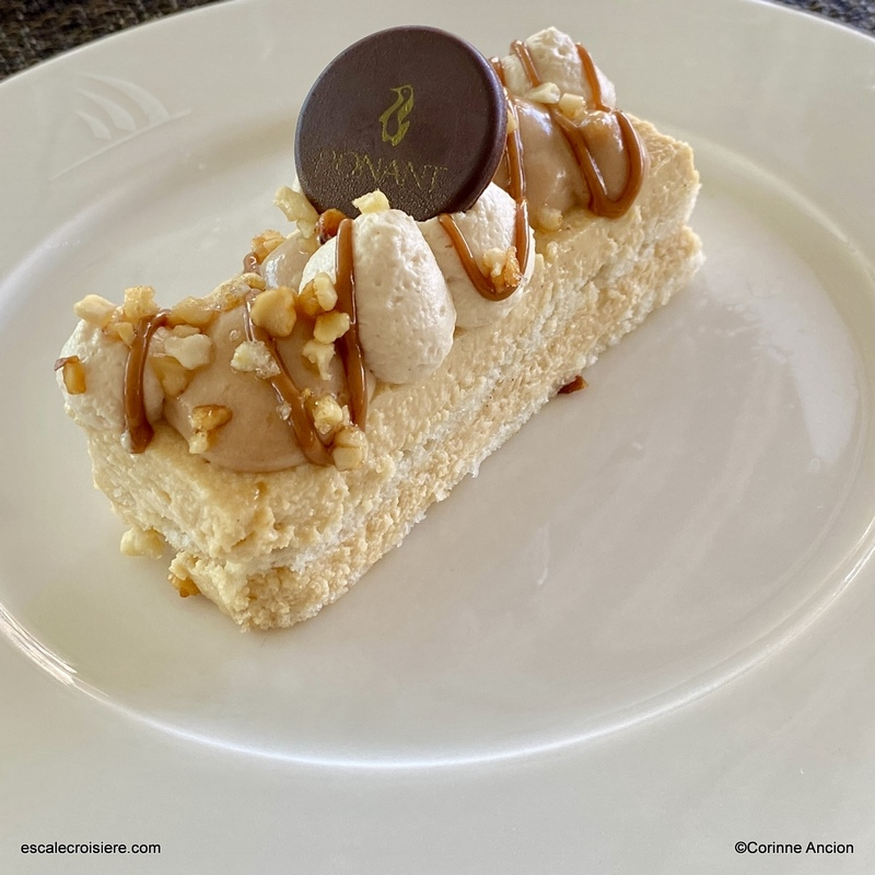 Le Bougainville restaurant - Desserts