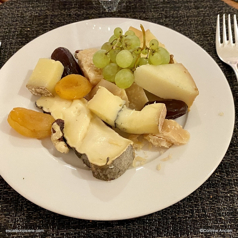 Le Bougainville restaurant - Fromages