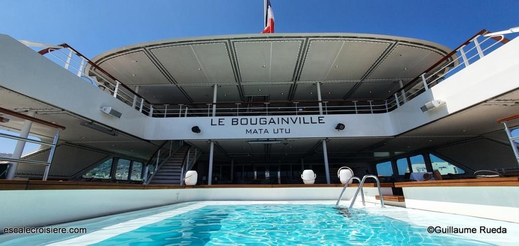 Le Bougainville - Piscine
