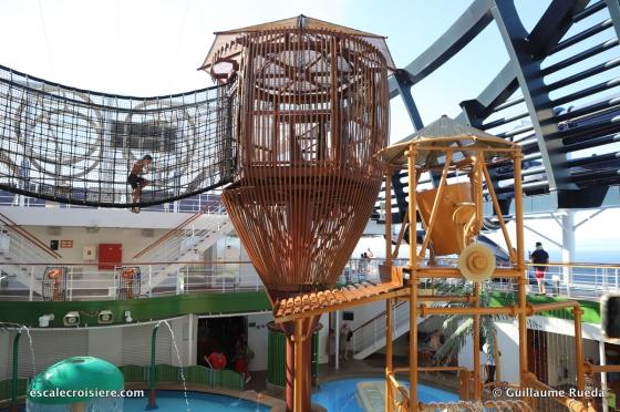 MSC Seaside - Parc Aquatique
