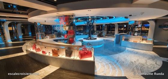 MSC Seaside - Boutique