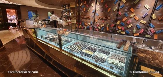MSC Seaside - Chocolatier Venchi