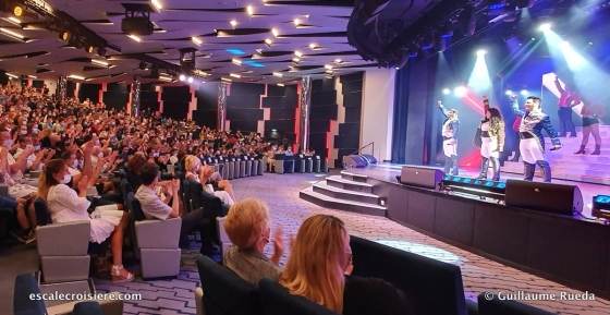 MSC Seaside - Spectacle Show Must Go On