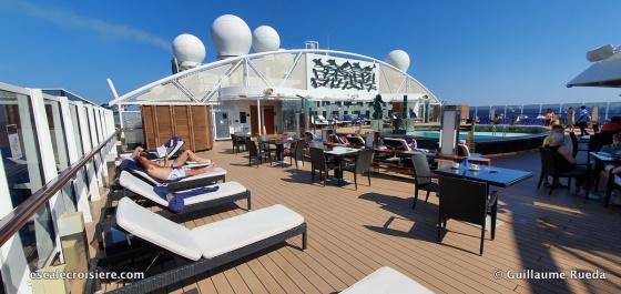 MSC Seaside - Yacht Club