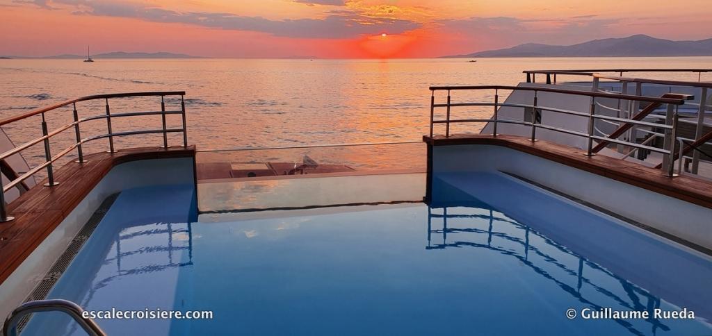 Mykonos - Grèce - Le Bougainville