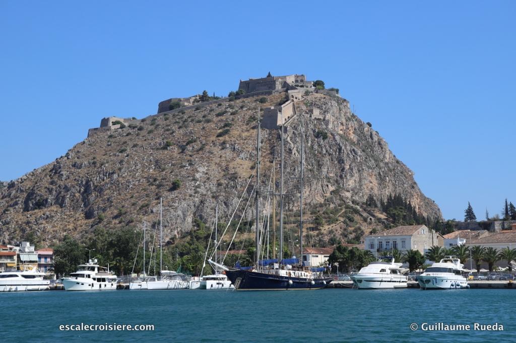 Nauplie - Grèce - Palamidi