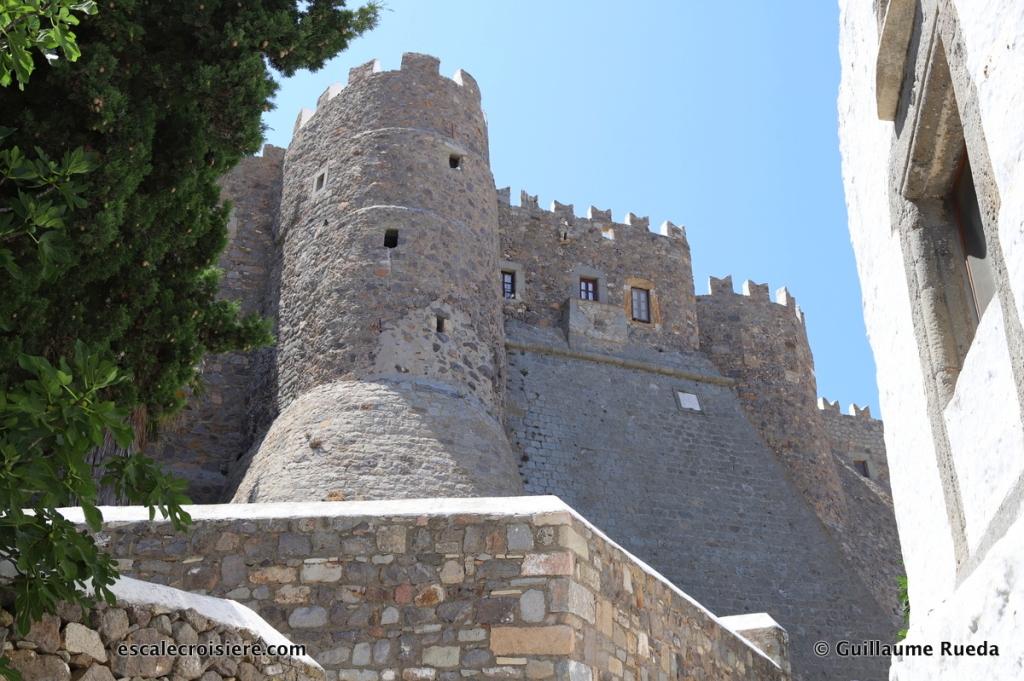 Patmos - Monastère Saint Jean - Grèce