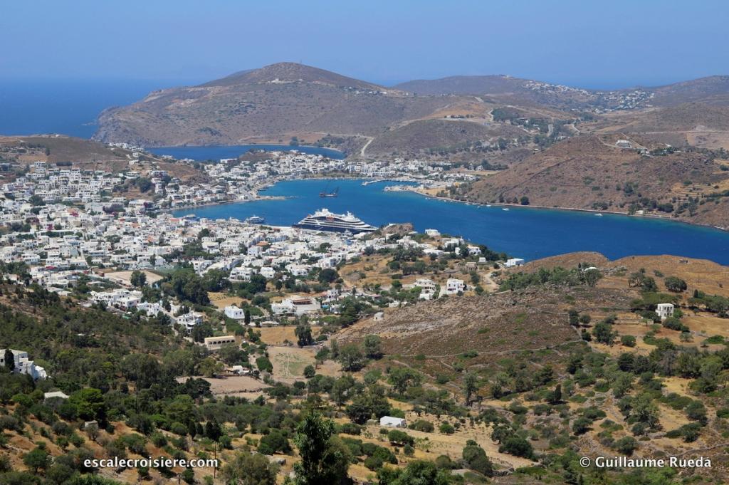 Patmos - Grèce - Le Bougainville
