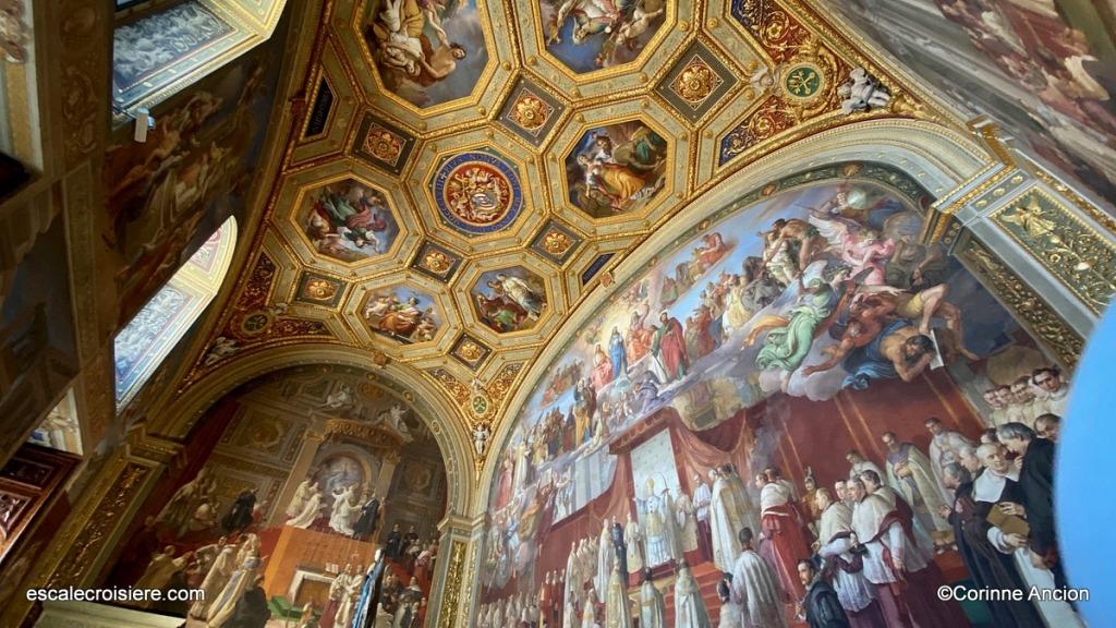 Rome - Musée du Vatican