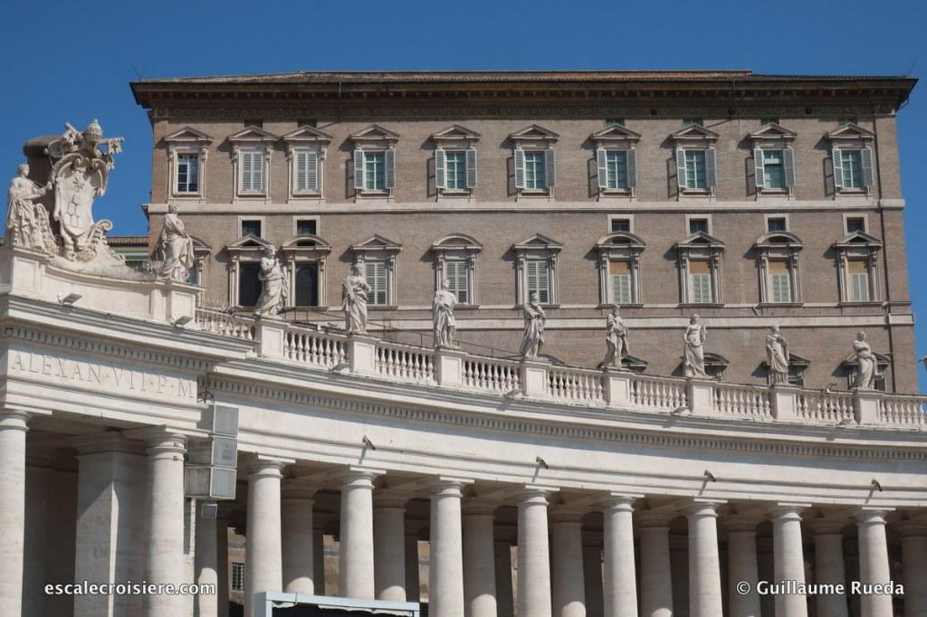 Rome - Place Saint-Pierre