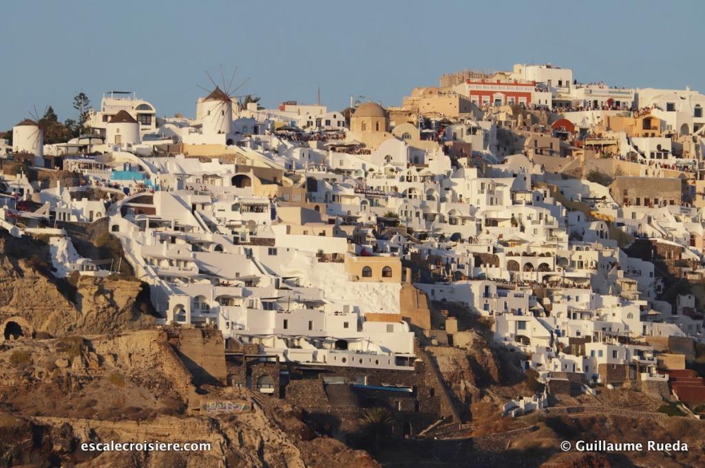 Santorin - Oia - Grèce