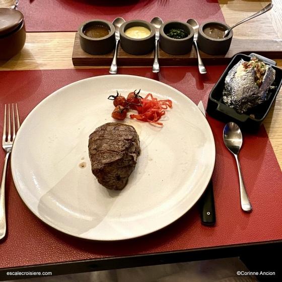 Butcher's Cut restaurant - Filet mignon