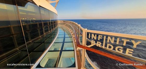 MSC Seaside - Infinity Bridge