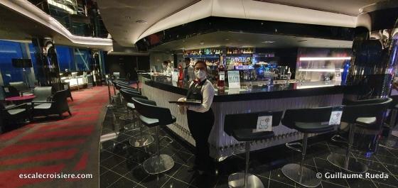 MSC Seaside - Shine bar