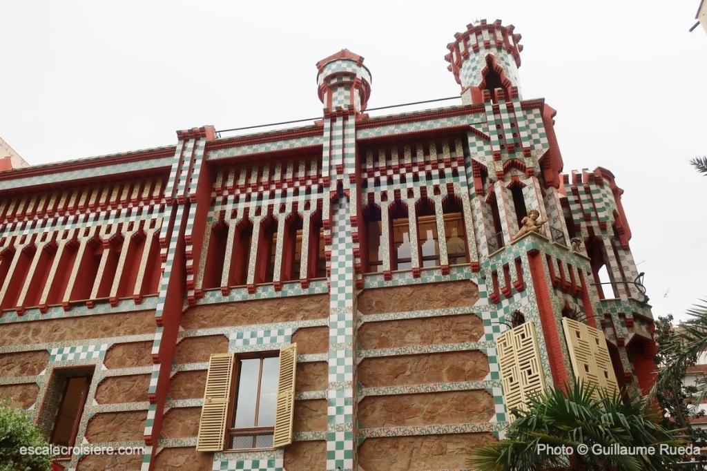 Casa Vincens - Barcelone
