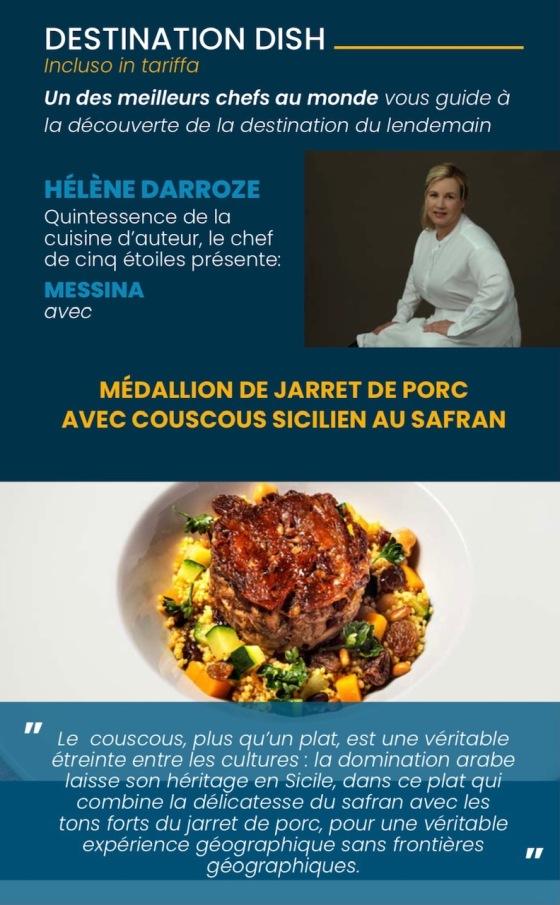Destination Dish - Hélène Darroze 1