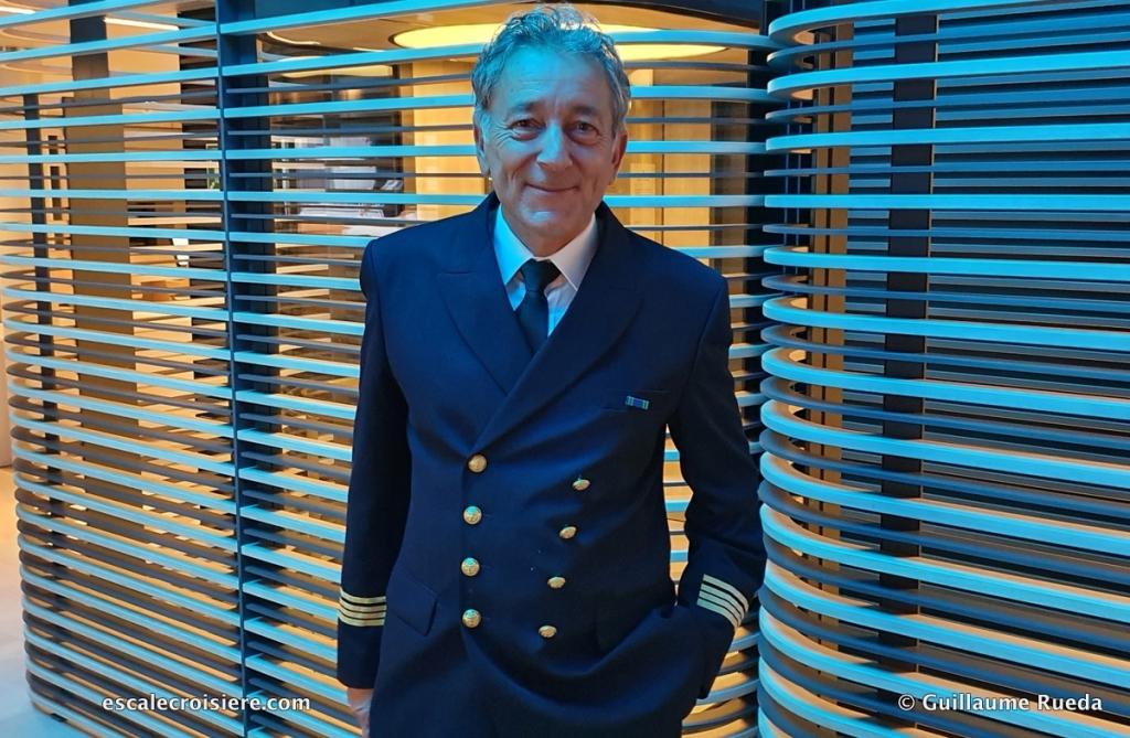 Le Commandant Charcot - Commandant Etienne Garcia