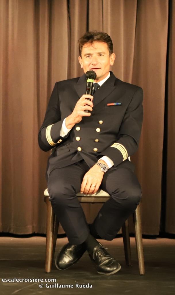 Le Commandant Charcot - Commandant Marchesseau