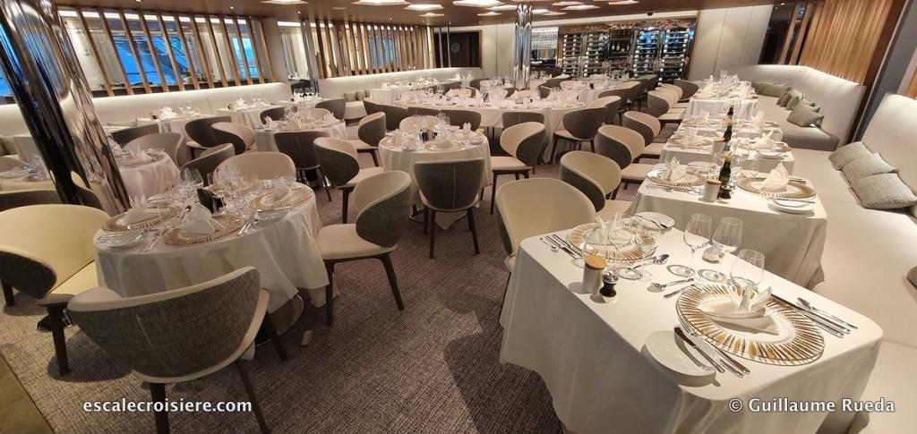 Le Commandant Charcot - Restaurant Nuna