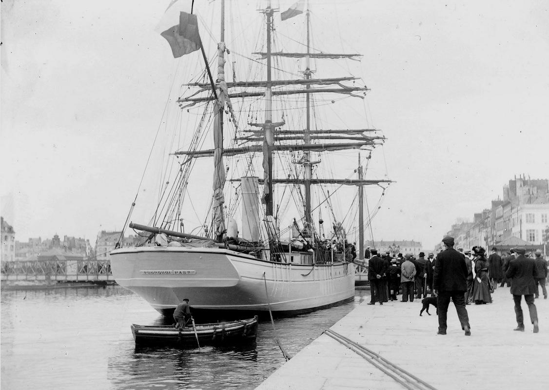 Le Pourquoi Pas - Le Havre