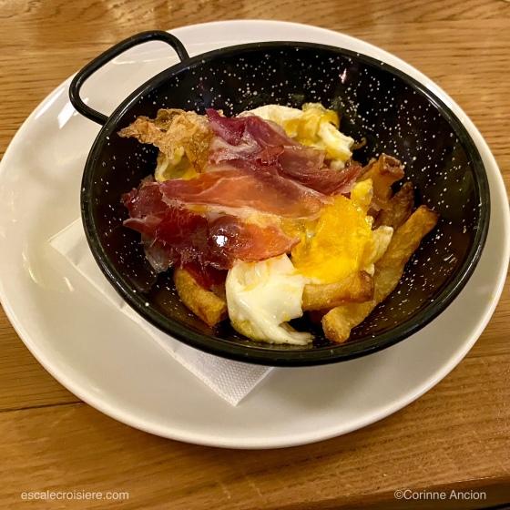 Restaurant Patron - Barcelone