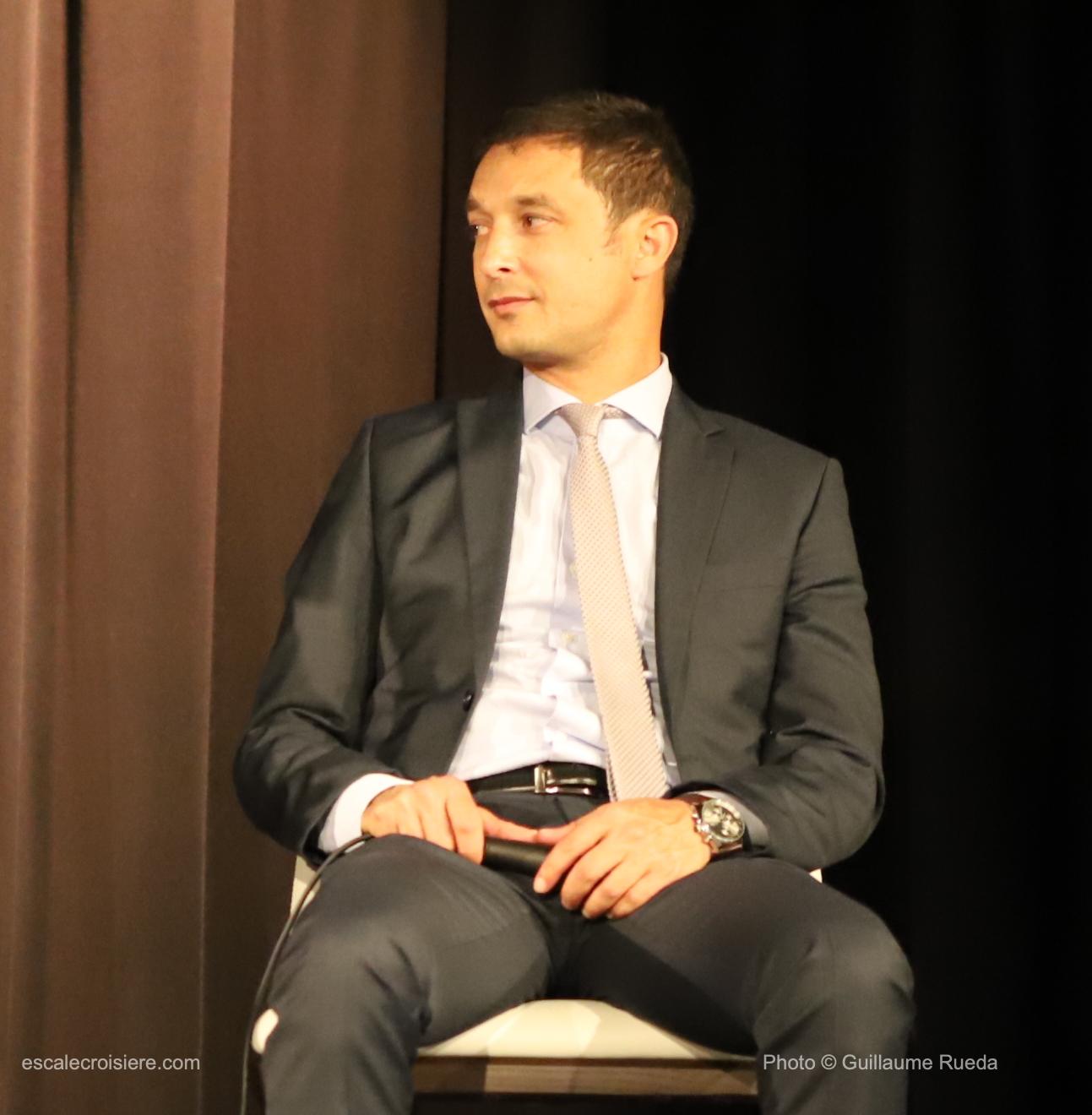 Wassim Daoud - Responsable Développement Durable Ponant